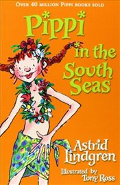 Pippi in the South Seas - Lindgren, Astrid