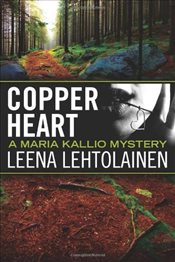 Copper Heart  - Lehtolainen, Leena