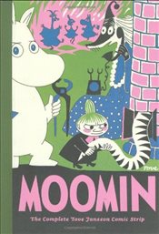 Moomin : The Complete Tove Jansson Comic Strip Book : Book 2 - Jansson, Tove