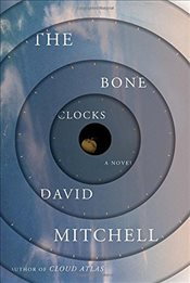 Bone Clocks - Mitchell, David