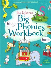 Big Phonics Workbook : Usborne Very First Reading - Mackinnon, Mairi