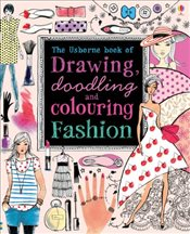 Drawing, Doodling & Colouring : Fashion - Watt, Fiona