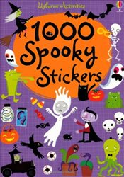 1000 Spooky Stickers - Watt, Fiona