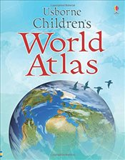 Childrens World Atlas - Turnbull, Stephanie