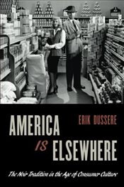 America Is Elsewhere : The Noir Tradition in the Age of Consumer Culture - Dussere, Erik