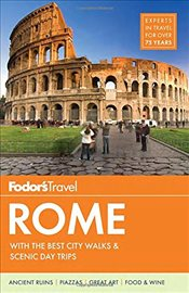 Rome : With the Best City Walks & Scenic Day Trips [With Map] - Fodors