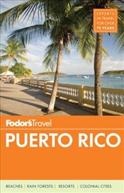 Puerto Rico : Full-Color Travel Guide - Fodors
