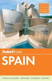 Spain 2015 : Full-Color Travel Guide - Fodors