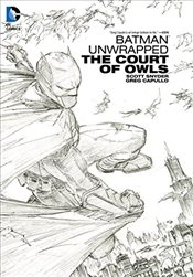 Batman Unwrapped : The Court of Owls HC - Snyder, Scott