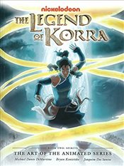 Legend of Korra : The Art of the Animated Series Book 2 : Art of the Animated 2 - Konietzko, Bryan