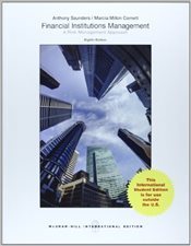 Financial Institutions Management : A Risk Management Approach (Intl Ed) - Saunders, Anthony