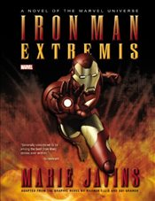 Iron Man : Extremis Prose Novel - Javins, Marie