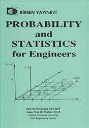 Probability and Statistics for Engineers - Bayazıt, Mehmetçik