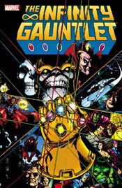 Infinity Gauntlet - Starlin, Jim