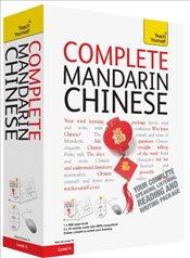Complete Mandarin Chinese : Teach Yourself (Book & Audio CD) - Scurfield, Elizabeth