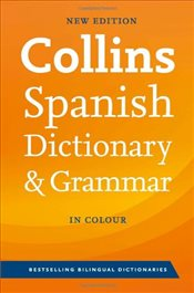 Spanish Dictionary and Grammar 7e - Collins Dictionaries