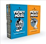 Walt Disneys Mickey Mouse Vols. 3 & 4 Collectors Box Set - Groth, Gary