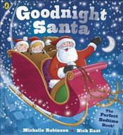 Goodnight Santa - Robinson, Michelle