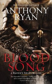 Blood Song : Ravens Shadow 1 - Ryan, Anthony
