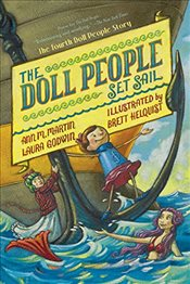 Doll People Set Sail : Doll People 4 - Godwin, Laura
