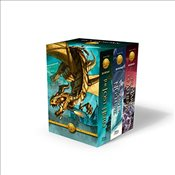 Heroes of Olympus Boxed Set : The Lost Hero/The Son of Neptune/The Mark of Athena - Riordan, Rick