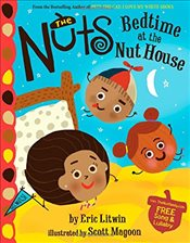 Nuts : Bedtime at the Nut House - Litwin, Eric