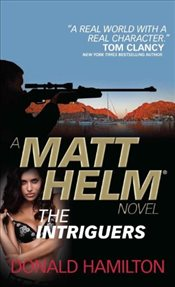 Matt Helm - The Intriguers (Matt Helm Novel) - Hamilton, Donald
