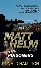 Matt Helm - The Poisoners (Matt Helm Novel) - Hamilton, Donald