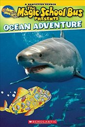 Scholastic Reader Level 2: Magic School Bus: Ocean Adventure - Cole, Joanna