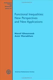 Functional Inequalities : New Perspectives and New Applications - Ghoussoub, Nassif