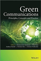Green Communications : Principles, Concepts and Practice - Samdanis, Konstantinos