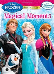 Disney Frozen : Magical Moments Poster-A-Page - Disney,