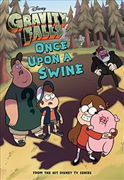 Gravity Falls Once Upon a Swine : Gravity Falls Chapter Book - Disney,