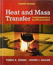 Heat and Mass Transfer 4e : Fundamentals and Applications + EES DVD for Heat and Mass Transfer - Çengel, Yunus