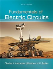 Fundamentals of Electric Circuits 5e - Alexander, Charles K.
