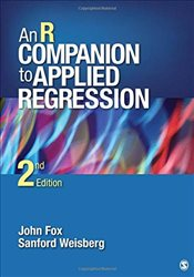 R Companion to Applied Regression 2e - Fox, John