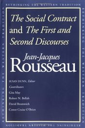 Social Contract and the First and Second Discourses (Rethinking the Western Tradition) - Rousseau, Jean-Jacques