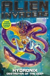 Alien Invaders 4 : Hydronix : Destroyer of the Deep - Silver, Max
