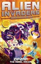 Alien Invaders 9 : Zipzap : The Rebel Racer - Silver, Max