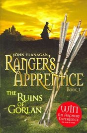 Rangers Apprentice 1 : The Ruins of Gorlan - Flanagan, John