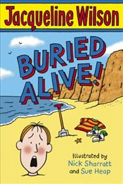 Buried Alive! - Wilson, Jacqueline