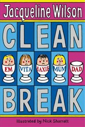 Clean Break - Wilson, Jacqueline