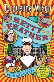Hetty Feather - Wilson, Jacqueline