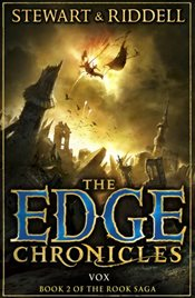Edge Chronicles 8 : Vox : Second Book of Rook - Stewart, Paul