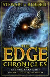 Edge Chronicles 2 : The Winter Knights: Second Book of Quint - Stewart, Paul