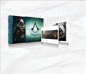 Assassins Creed IV Black Flag Limited Edition w/ two signed prints -