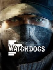 Art of Watch Dogs - McVittie, Andy