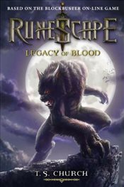 Runescape: Legacy of Blood: 3 (Runescape 3) - Church, Tom