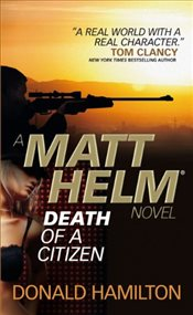 Matt Helm - Death of A Citizen - Hamilton, Donald