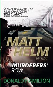 Matt Helm - Murderers Row (Matt Helm Novel) - Hamilton, Donald
